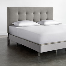TUFTED BUTTON UPHOLSTERED HEADBOARD